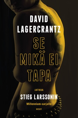Se mikä ei tapa - David Lagercrantz pdf download