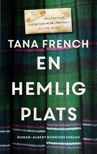 En hemlig plats - Tana French pdf download