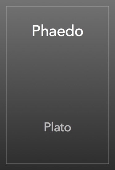 Plato Phaedo Pdf
