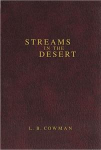 Contemporary Classic/Streams in the Desert - L. B. E. Cowman pdf download
