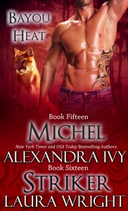 Michel/Striker - Alexandra Ivy & Laura Wright pdf download