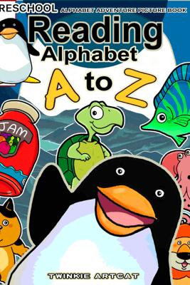 Reading Alphabet A to Z - Twinkie Artcat