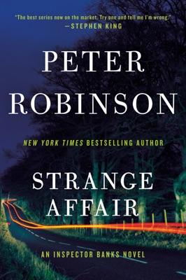 Strange Affair - Peter Robinson pdf download