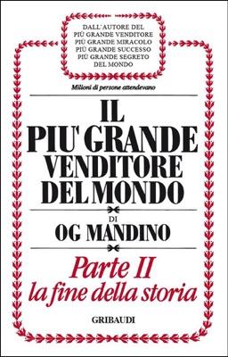 Il più grande venditore del mondo - Parte II - Og Mandino pdf download