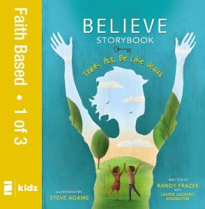 Believe Storybook, Vol. 1 - Randy Frazee pdf download