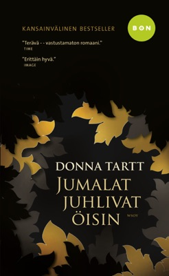 Jumalat juhlivat öisin - Donna Tartt pdf download