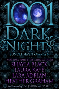 1001 Dark Nights: Bundle Seven - Shayla Black, Laura Kaye, Lara Adrian, Heather Graham, Skye Jordan & CD Reiss pdf download