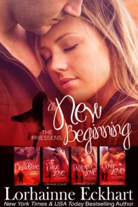 The Friessens: A New Beginning, The Collection - Lorhainne Eckhart pdf download