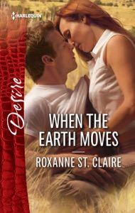 When the Earth Moves - Roxanne St. Claire pdf download