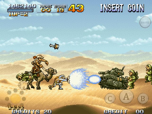 METAL SLUG 3 Screenshot