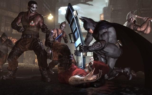 Batman: Arkham City GOTY Screenshot