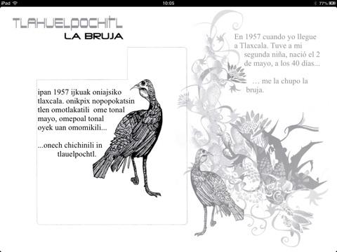 Proyecto Náhuatl: La Bruja por Juan Moreno en iBooks