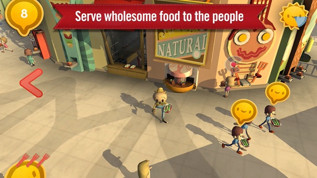 Chipotle Scarecrow Screenshot