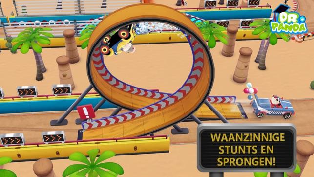 Dr. Panda Racers Screenshot