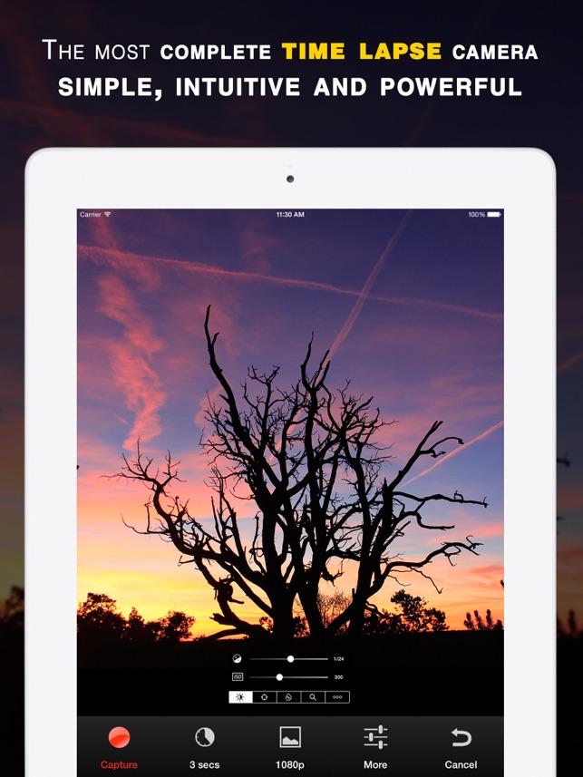 Lapse It • Zeitraffer • Time Lapse & Stop Motion • Free Screenshot