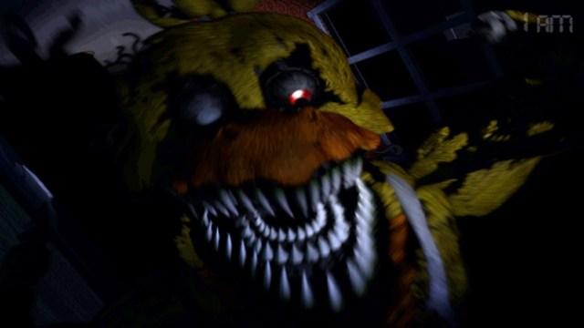 Five Nights at Freddys 4 Screenshot