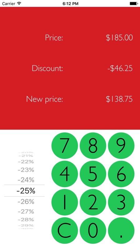 discount calculator save money