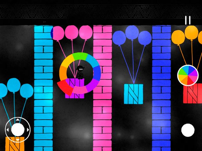 Hue: A color adventure Screenshot
