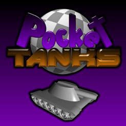 ‎Pocket Tanks