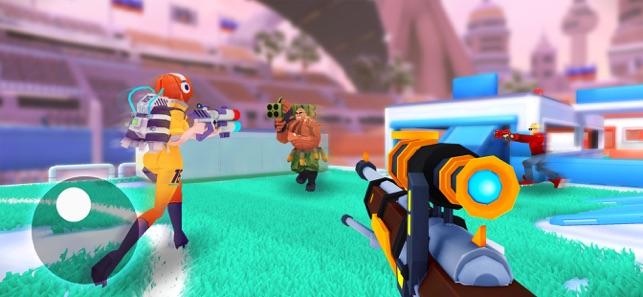 FRAG Pro Shooter Screenshot