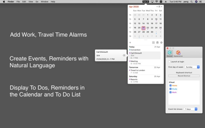 Task Calendar - Time Planner Screenshot 01 139h9rn