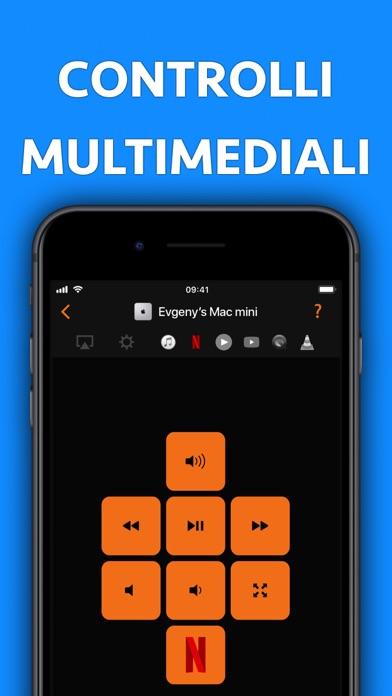 Telecomando per Mac - Pro iPhone