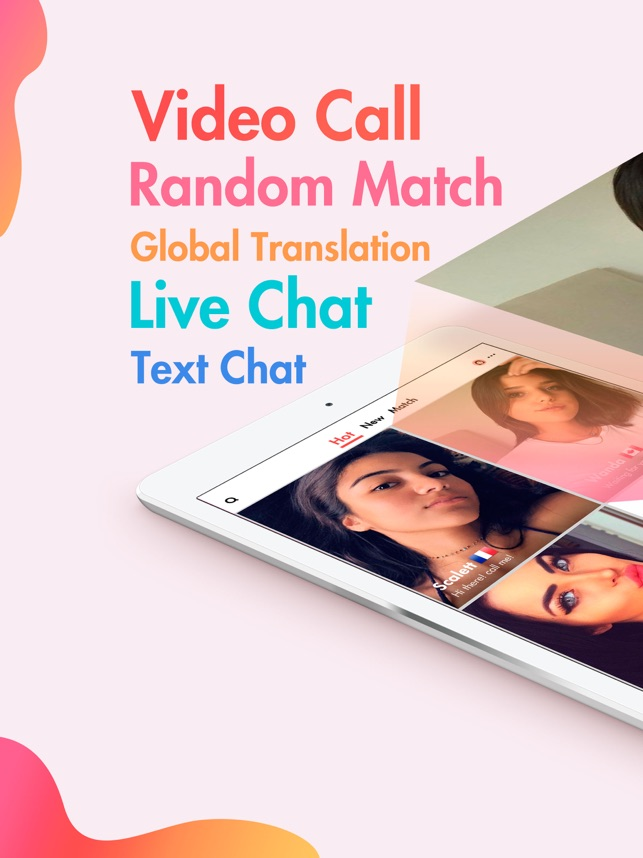 MeowChat-Live Video Chat&Call Screenshot