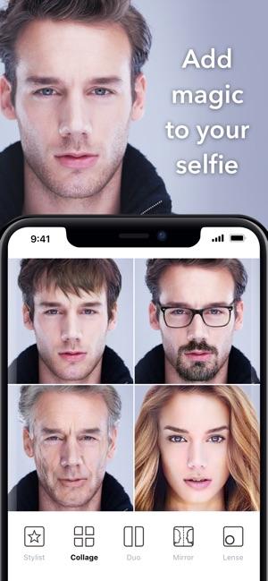 FaceApp - YZ Selfie Editörü Screenshot