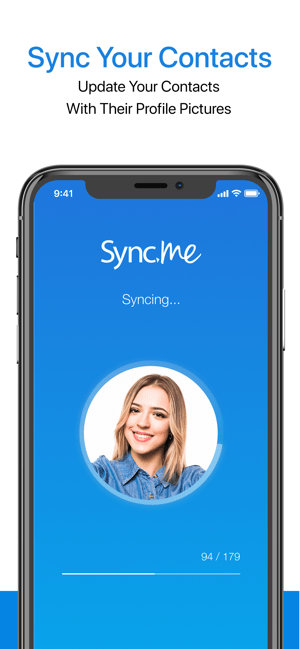 ‎Sync.ME - Caller ID & Contacts Screenshot