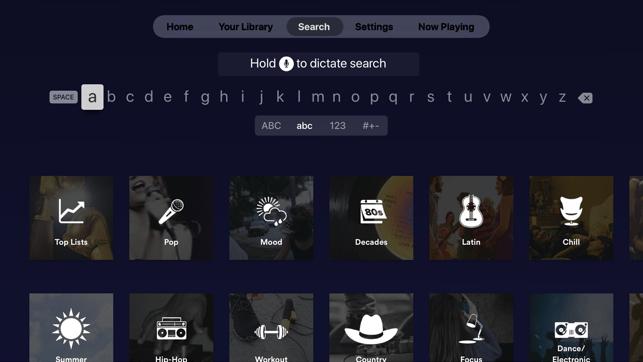 Spotify: お気に入りの音楽やアーティストを聴く Screenshot