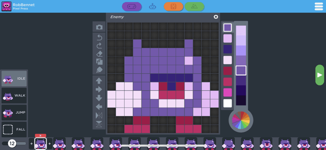 ‎Bloxels EDU Screenshot
