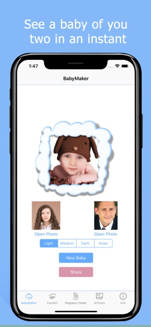 Baby Morphing With Two Pictures : morphing, pictures, Maker, Generator, Store