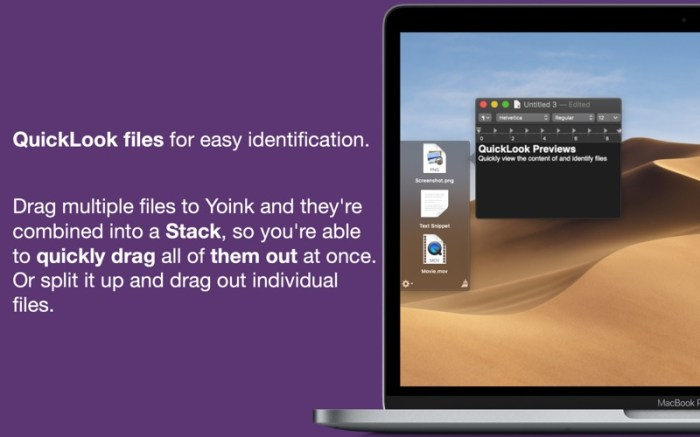 Yoink - Improved Drag and Drop Screenshot 04 9nlsbvn