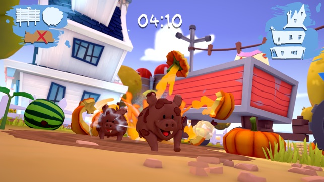‎Hogwash Screenshot