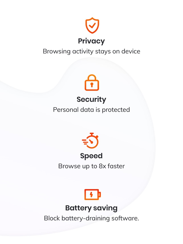 Brave Fast Privacy Browser Screenshot