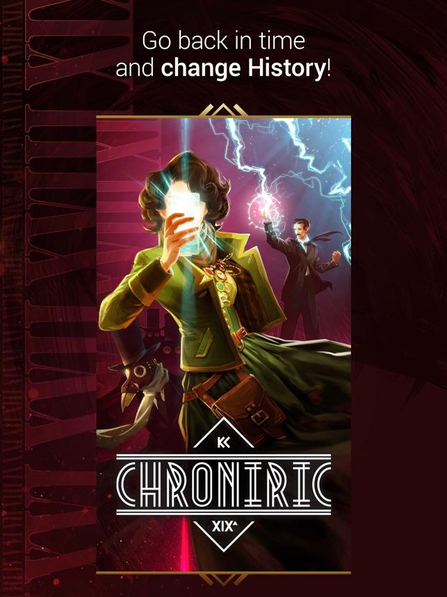CHRONIRIC: Time Traveler Screenshot