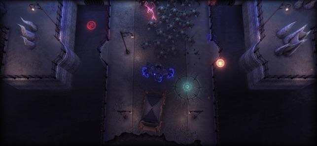 Tesla vs Lovecraft Screenshot
