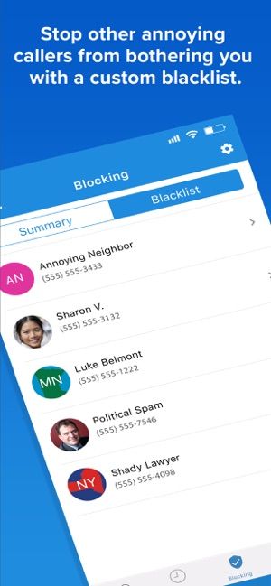 youmail voicemail spam block