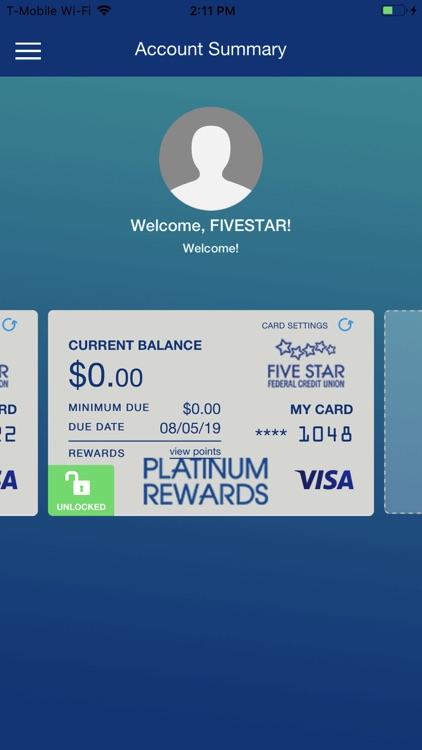 Five Star Credit Union App : credit, union, Plat., Agnes, Federal, Credit, Union