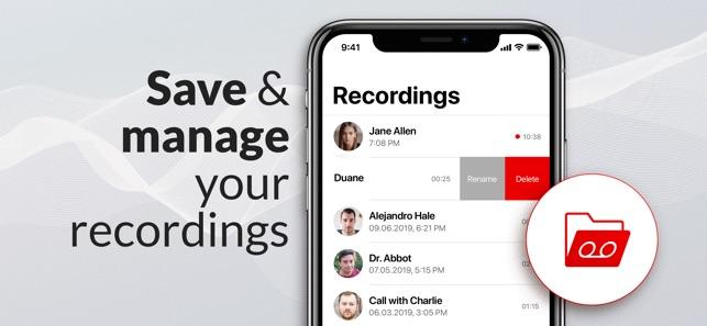 Call Recorder ► Screenshot