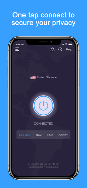 VPN - Super Unlimited Proxy Screenshot