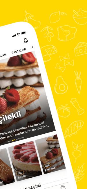 Lokma - Yemek Tarifleri Screenshot