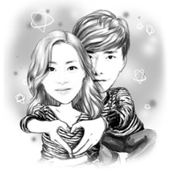 ‎Moment cartoon caricature cam