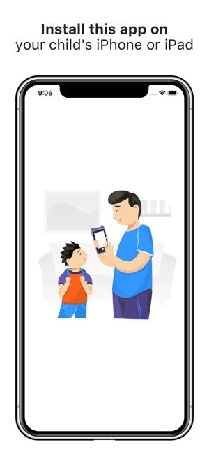 Bitdefender Parental Control Capture d'écran