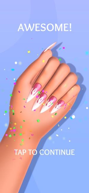 Acrylic Nails! Screenshot