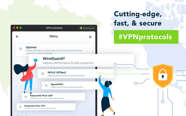 VPN Unlimited - Secure Shield Screenshot