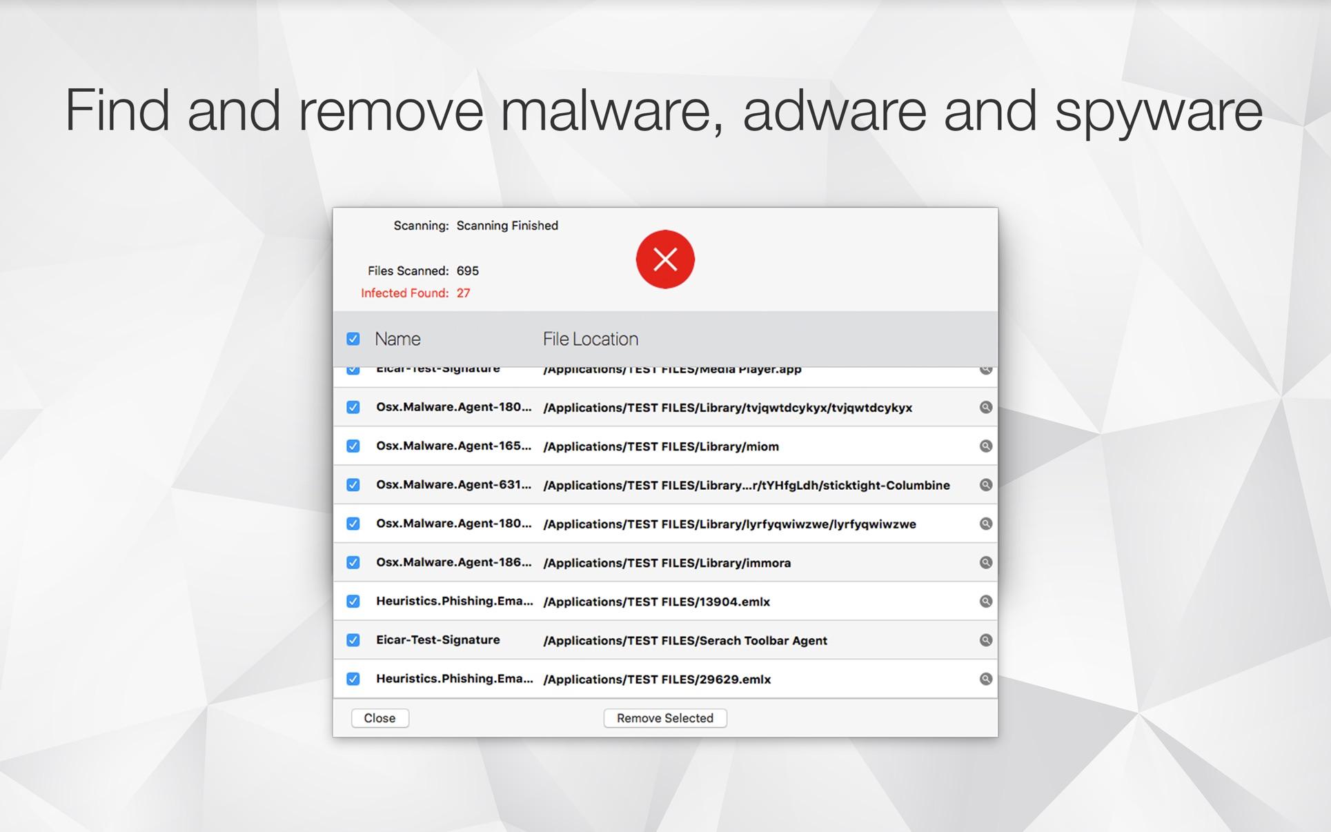 Antivirus Zap Virus Adware 3.10.2.1 Mac 破解版 系统安全全面解决方案