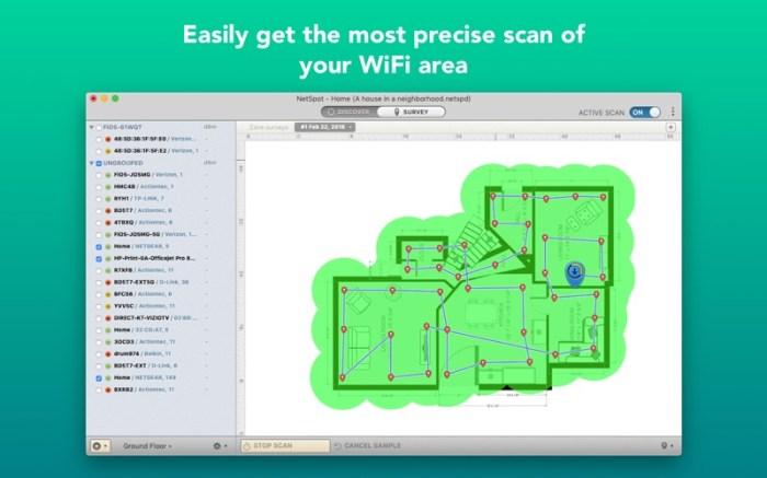 NetSpot PRO – Wi-Fi Reporter Screenshot 04 ikzeg1n
