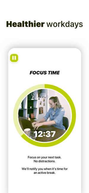 Wakeout! - Active breaks Screenshot