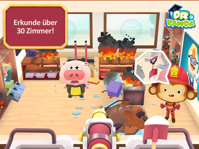 Dr. Panda Feuerwehr Screenshot
